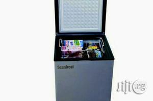 Brand New 150 Litre Scanfrost Deep Freezer | Kitchen Appliances for sale in Lagos State, Ojo