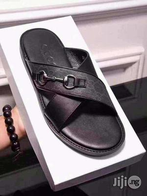 Original Gucci Palm Slipers For Man | Shoes for sale in Lagos State, Lekki