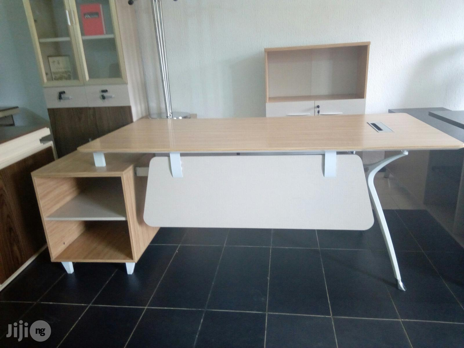 Smart Office Table 1.6 And 1.8