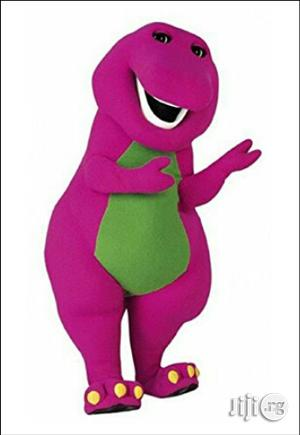 Barney Costume Available at Favour Fitness Station | Children's Clothing for sale in Lagos State, Amuwo-Odofin