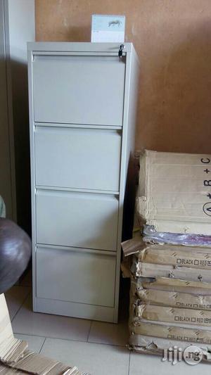 4 Drawers Metal File Cabinet | Furniture for sale in Lagos State, Ikoyi