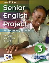 Nigeria Senior English Project For Secondary Schools   Books & Games for sale in Lagos State, Surulere