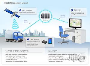 Fleet Management GPS Tracking Device With Driver Report   Automotive Services for sale in Lagos State
