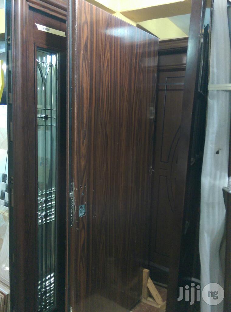 3ft Isreali Security Door | Doors for sale in Orile, Lagos State, Nigeria