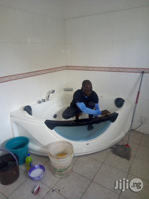 Fumigation/Cleaning/Tiles Polishing | Cleaning Services for sale in Lagos State, Amuwo-Odofin