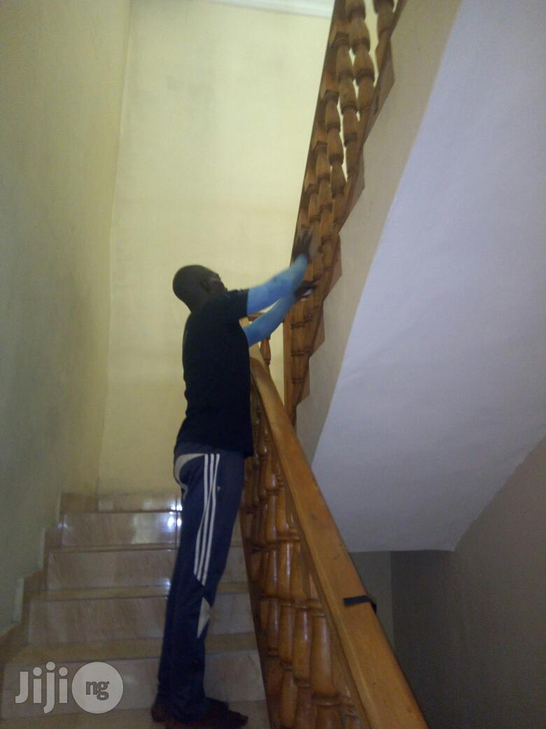 Cleaning/Fumigation/Tiles Polishing | Cleaning Services for sale in Lekki, Lagos State, Nigeria