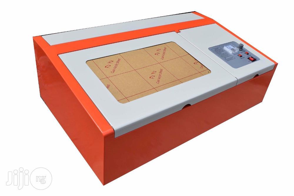 K-40 Co2 Laser Engraving Cutting Machine (40W)