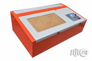 K-40 Co2 Laser Engraving Cutting Machine (40W)   Manufacturing Equipment for sale in Lagos State, Surulere