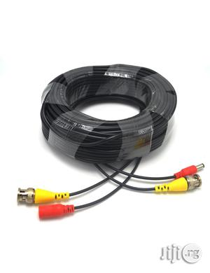 100ft BNC Video And Power Cable With Connector | Accessories & Supplies for Electronics for sale in Lagos State