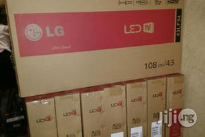 LG LED Television 43 Inches   TV & DVD Equipment for sale in Lagos State, Ojo