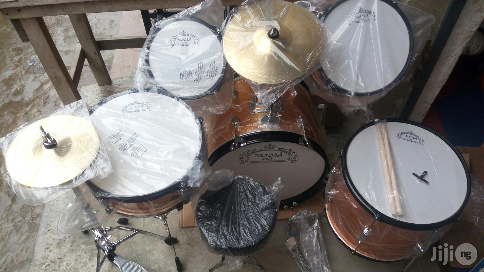 Tundra Children's Drum Set (5pc)
