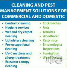 Fumigation / Cleaning / Tiles Polishing