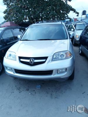 Acura MDX 2006 Silver   Cars for sale in Lagos State, Apapa