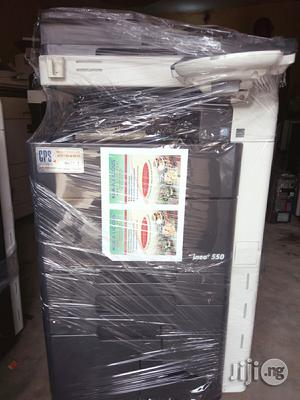 Bizhub C550 DI Photocopier | Printers & Scanners for sale in Lagos State, Surulere