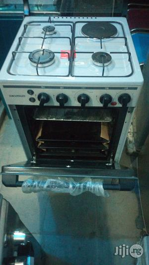 Skyrun (3+1) Cooker, Oven Grill With 2yrs Wrnty. | Kitchen Appliances for sale in Lagos State, Ojo
