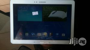 Samsung Galaxy Note Tab 2014 White 32gb   Tablets for sale in Lagos State, Ikeja