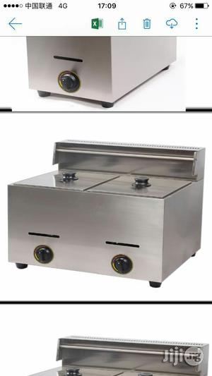 Commercial Kitchen Gas Fryer | Restaurant & Catering Equipment for sale in Lagos State, Ojo