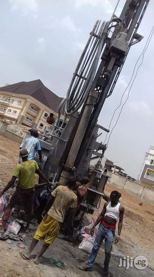 Borehole Drilling | Building & Trades Services for sale in Abuja (FCT) State, Bwari