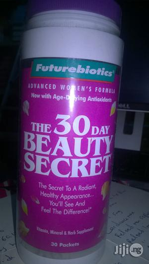 The 30 Days Beauty Secret Herb Supplement | Vitamins & Supplements for sale in Lagos State, Surulere