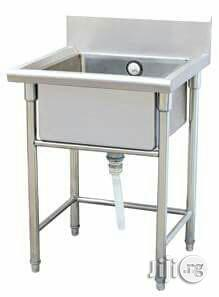 Washing Sink Single Bolws | Plumbing & Water Supply for sale in Lagos State, Ojo