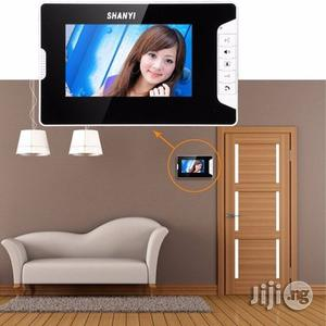 7 Inch Video Doorbell Intercom Kit | Home Appliances for sale in Edo State