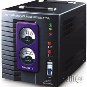 Blue Gate Stabilizer 5000va   Electrical Equipment for sale in Lagos State, Ikeja
