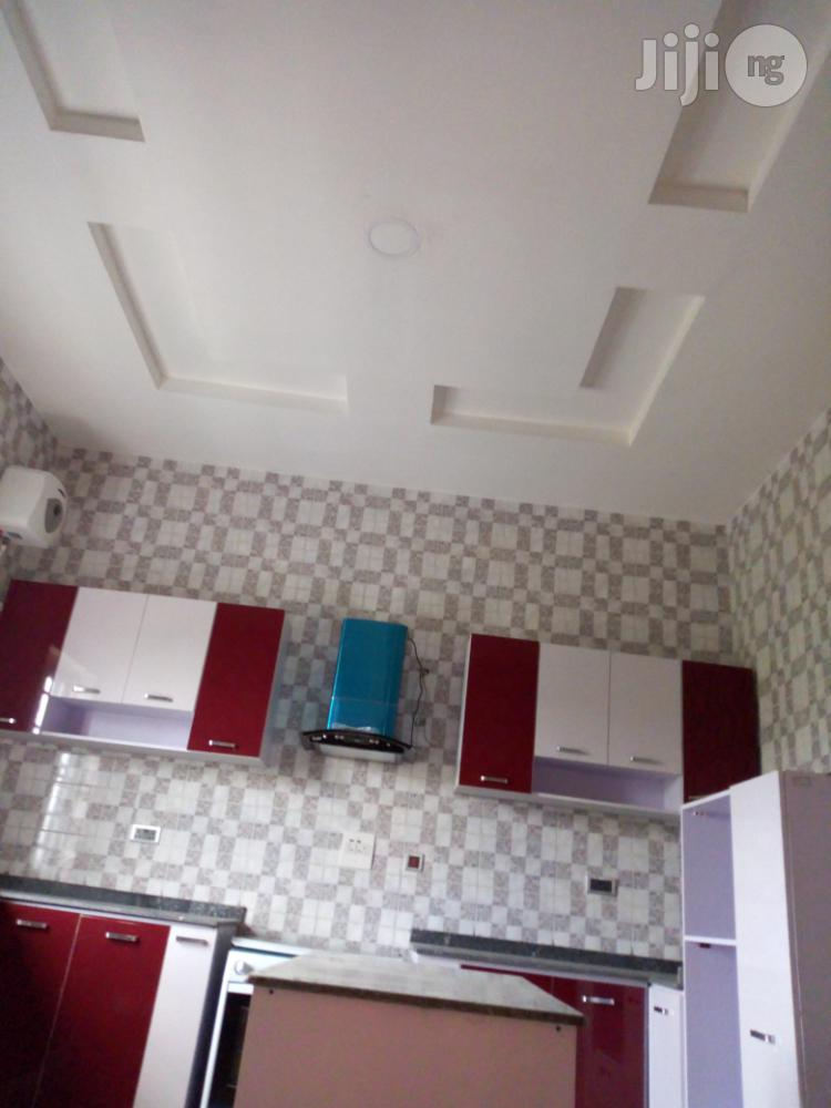 3 Bedrooms Bungalow With Bq for Sale | Houses & Apartments For Sale for sale in Thomas Estate, Ajah, Nigeria