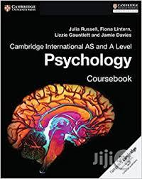 Cambridge International AS And A Level Psychology Coursebook | Books & Games for sale in Lagos State, Surulere