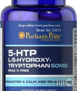 5-Htp for a Positive Mood, Reduced Anxiety, Migraines and Better Sleep