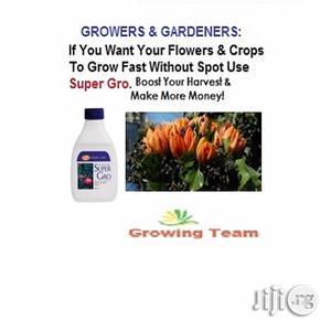 Super Gro Fertilizer -1 Litre   Feeds, Supplements & Seeds for sale in Delta State, Udu