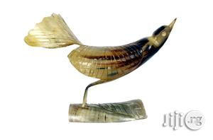 Artwork of a Bird Carved and Made Only From Cow Horn   Arts & Crafts for sale in Lagos State
