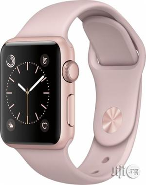 Apple Watch Series 3 38mm Rose Gold | Smart Watches & Trackers for sale in Lagos State, Shomolu