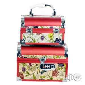 Women's/Bridal Jewelry Box - Red   Jewelry for sale in Lagos State, Ojodu