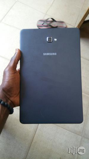 Samsung Galaxy Tab a 10.1 16 GB Black | Tablets for sale in Lagos State, Ikeja
