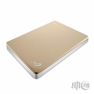 Seagate 1TB Seagate Backup Plus Slim External Hard Disk Drive HDD | Computer Hardware for sale in Lagos State, Ikorodu