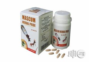 Improve Your Sperm Count And Sexual Drive With Mascum Herbal Pride   Sexual Wellness for sale in Lagos State, Victoria Island