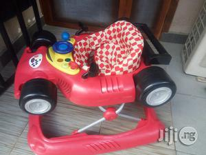Tokunbo Uk Used 2in1 Jeep Baby Walker | Children's Gear & Safety for sale in Lagos State, Magodo