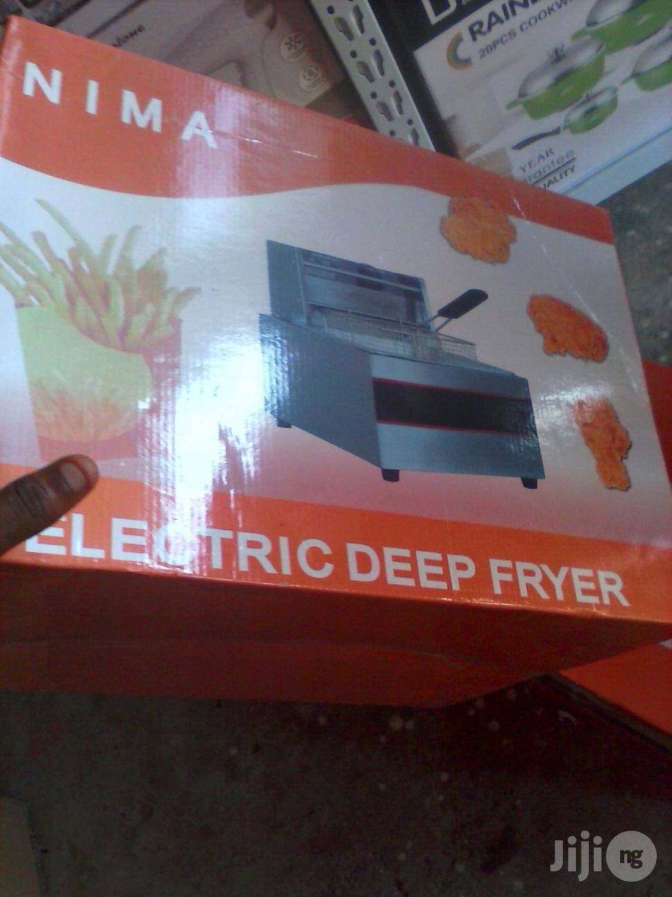 Archive: Electric Deep Fryer