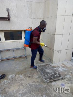 Fumigation/Cleaning /Tiles Polishing | Cleaning Services for sale in Lagos State, Yaba