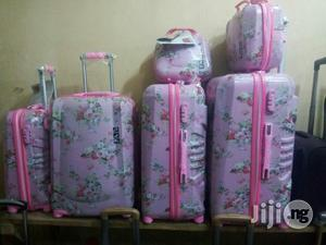 ABS 5 Set Luggage   Bags for sale in Lagos State, Ikeja