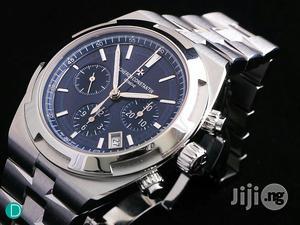 Vercheron Constantin Silver Chronograph Watch | Watches for sale in Lagos State, Lagos Island (Eko)