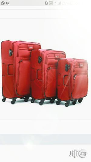Leavesking 3 Set Luggage   Bags for sale in Lagos State, Ikeja