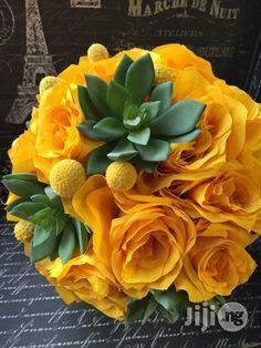Bridal Bouquet Flower | Wedding Wear & Accessories for sale in Plateau State, Jos