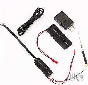 Mini Spy Wireless IP Hidden Camera   Security & Surveillance for sale in Lagos State, Ikeja