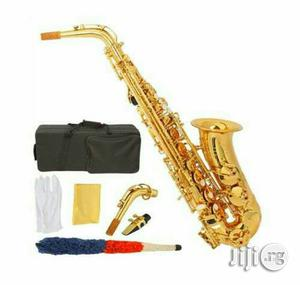 {YAMAHA}.Alto Saxophone Quality | Musical Instruments & Gear for sale in Lagos State