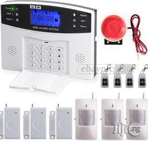 GSM Wireless Burglary Alarm System | Safetywear & Equipment for sale in Lagos State, Ikeja