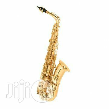 Alto Saxophone Gold