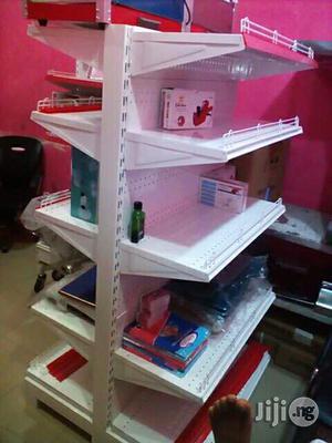 Supermarket Shelves Double Side   Store Equipment for sale in Lagos State, Ojo