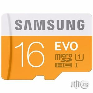 EVO Class 10 Micro Sdhc Memory Card 16GB | Accessories for Mobile Phones & Tablets for sale in Lagos State, Ikorodu