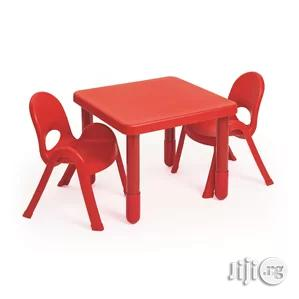 Kids School Table & Chair Available For Purchase   Children's Furniture for sale in Lagos State, Ikeja